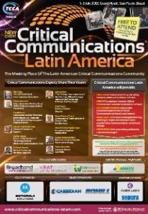 Critical Communications Latin America 2013